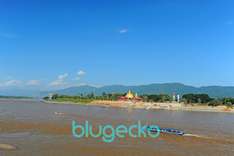 Mekong River, Golden Triangle